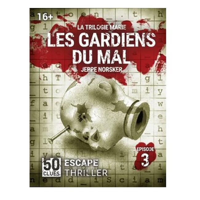 Norsker Games 50 Clues - La trilogie Maria (3) - Les gardiens du mal [French]