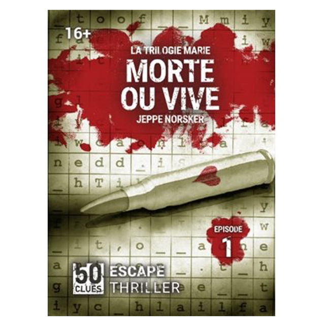 Norsker Games 50 Clues - La trilogie Maria (1) - Morte ou vive [French]