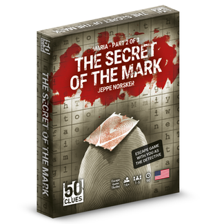 Norsker Games 50 Clues - Maria Part 2 of 3 - The Secret of the Mark [English]
