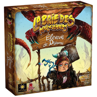 Super Meeple Baie des marchands (la) : Éleveur de dragons [French]