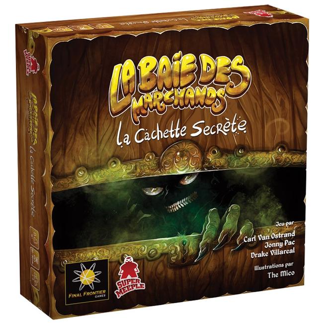 Super Meeple Baie des marchands (la) : La cachette secrète [French]