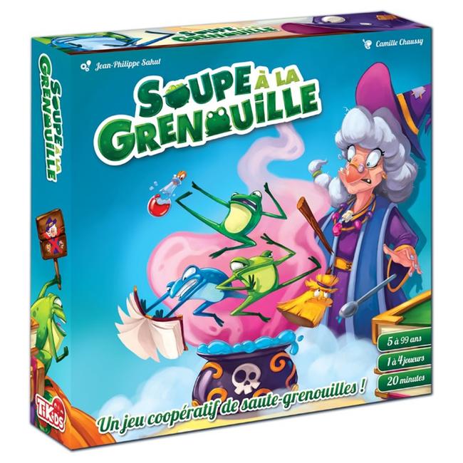 Tiki Editions Soupe à la Grenouille [French]