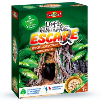 BioViva Défis Nature - Escape - Exploration secrète [French]