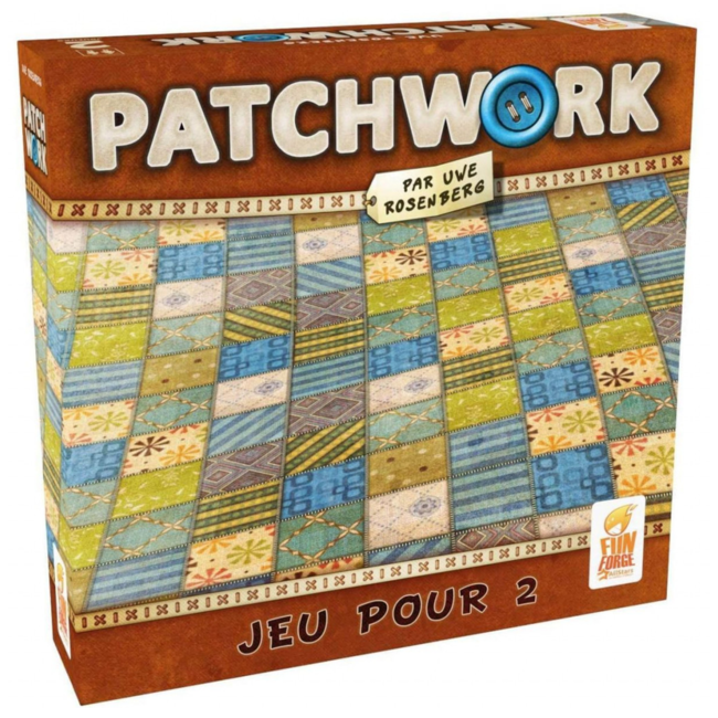 Funforge Patchwork [français]