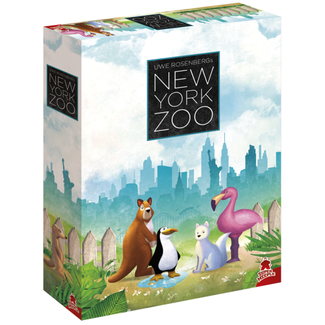 Super Meeple New York Zoo [French]