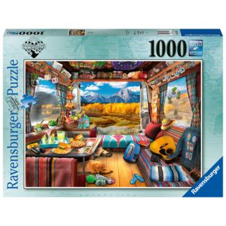 Ravensburger Wanderlust - Vanlife (1000 pièces)
