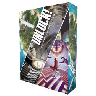 Space Cowboys Unlock ! (1) - Escape Adventures [French]
