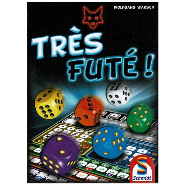 Schmidt Spiele Très futé ! [français]