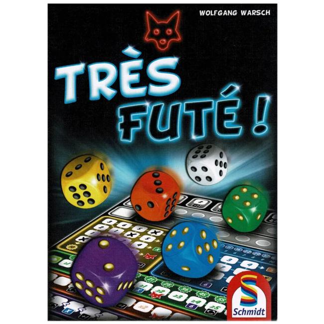 Schmidt Spiele Très Futé ! [French]