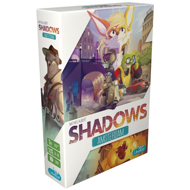 Libellud Shadows - Amsterdam [Multi]