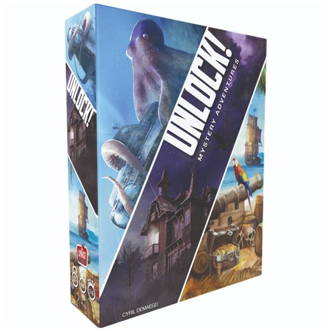 Space Cowboys Unlock ! (2) - Mystery Adventures [français]