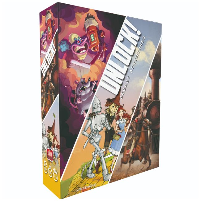Space Cowboys Unlock ! (3) - Secret Adventures [français]