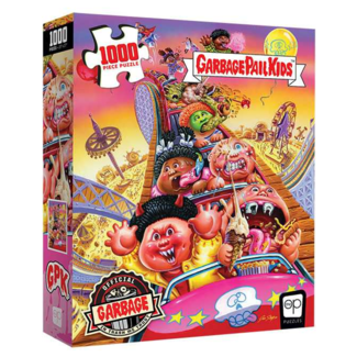 USAopoly Garbage Pail Kids - Thrills and Chills (1000 pieces)