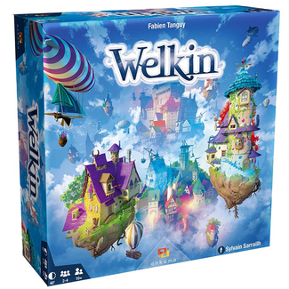 Ankama Welkin [French]