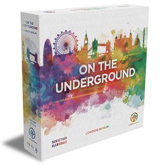 LudiCreations On the Underground - London/Berlin [anglais]