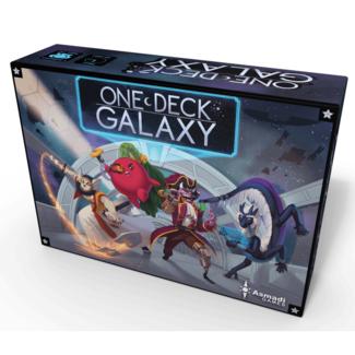 Asmadi Games One Deck Galaxy [anglais]