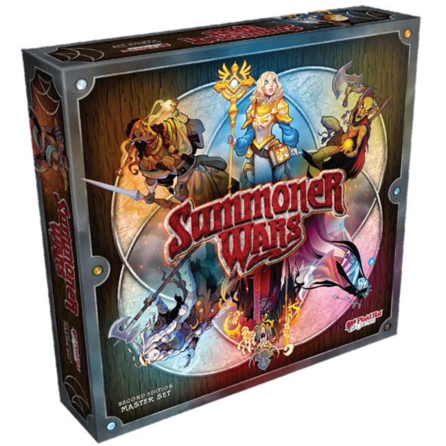 Plaid Hat Games Summoner Wars - Second Edition Master Set [English]