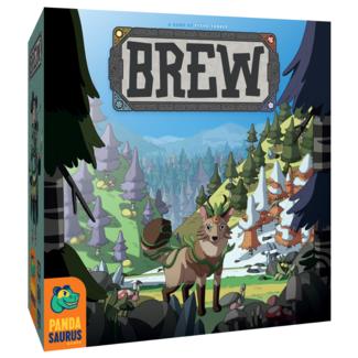 Pandasaurus Games Brew [English]