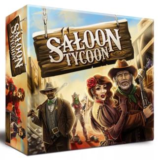 Van Ryder Games Saloon Tycoon (2nd Edition) [English]
