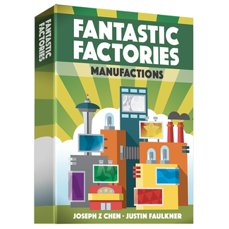 Deep Water Games Fantastic Factories : Manufactions [English]