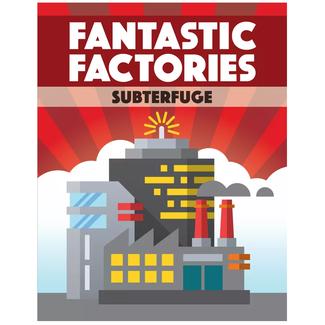 Deep Water Games Fantastic Factories : Subterfuge [English]