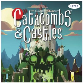 Elzra Catacombs & Castles [anglais]