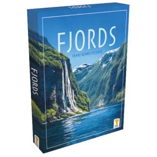 Grail Games Fjords [anglais]