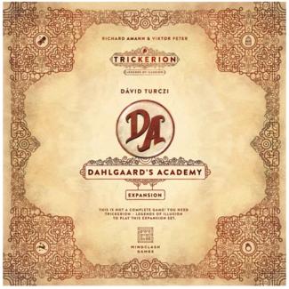 Mindclash Games Trickerion : Dahlgaard's Academy [anglais]