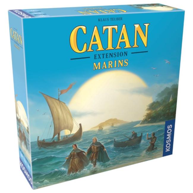 Kosmos Catan : Marins [français]