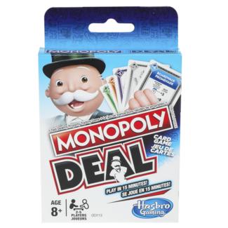 Hasbro Games Monopoly - Deal [multilingue]