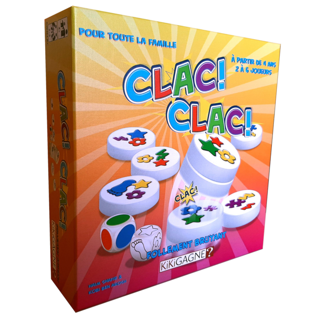 Gigamic Clac Clac [French]