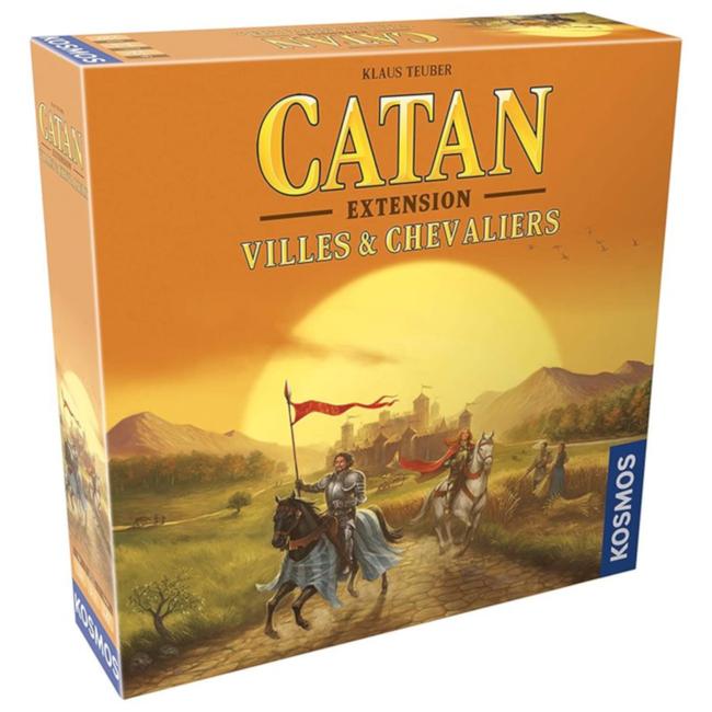 Kosmos Catan : Villes & Chevaliers [français]