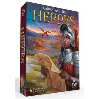 Thunderworks Games Cartographers - Heroes [anglais]