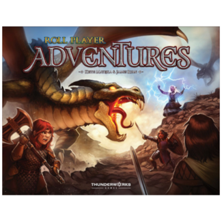 Thunderworks Games Roll Player - Adventures [anglais]