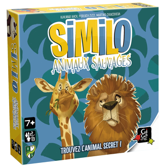 HG Similo - Animaux sauvages [French]