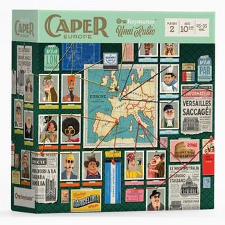 Keymaster Games Caper - Europe [English]