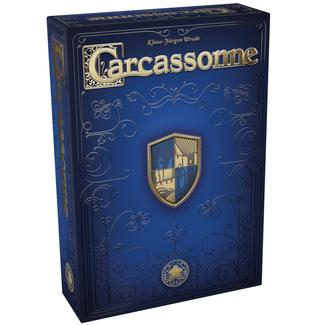 Z-Man Carcassonne - 20e anniversaire [French]