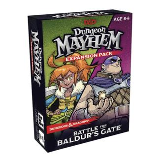 Wizard of the Coast Dungeon Mayhem : Battle for Baldur's Gate [English]