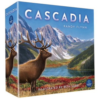 Lucky Duck Games Cascadia [French]