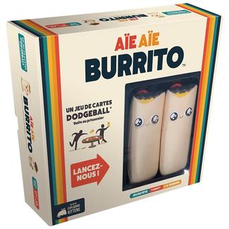 Exploding Kittens Aïe Aïe Burrito [French]