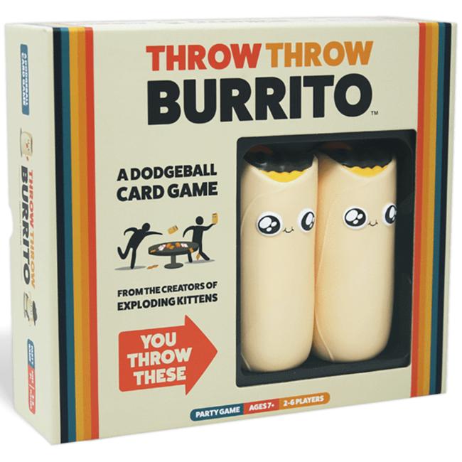 Exploding Kittens Throw Throw Burritos [anglais]
