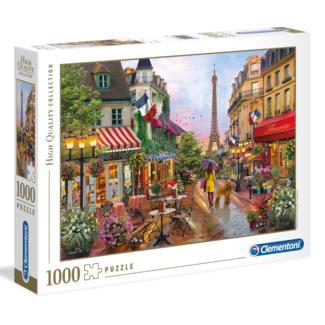 Clementoni Flowers in Paris (1000 pieces)