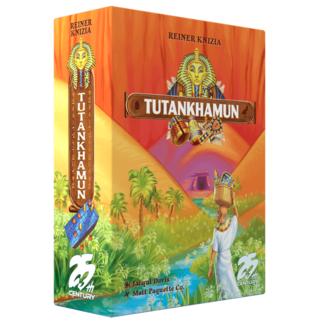 25th Century Tutankhamun [English]