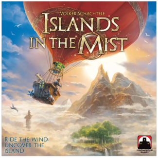 Stronghold Games Islands in the Mist [anglais]