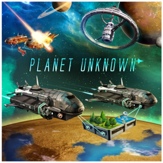 Adam's Apple Game Planet Unknown [anglais]