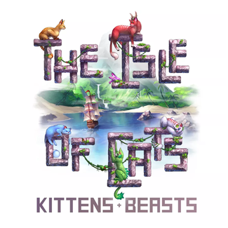 City of Games Isle of Cats (the) : Kittens and Beasts [anglais]