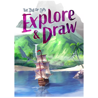 City of Games Isle of Cats (the) - Explore & Draw [anglais]