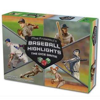 Eagle-Gryphon Games Baseball Highlights - The Dice Game [anglais]