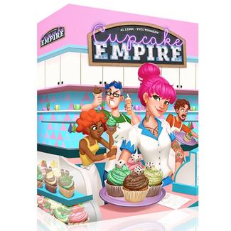 Ludonova Cupcake Empire [anglais]