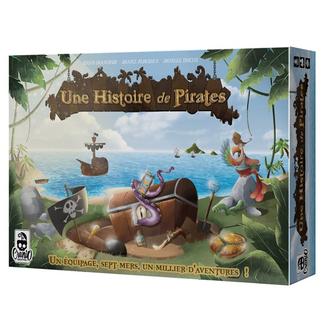 Cranio Creations Histoire de pirates (une) [français]